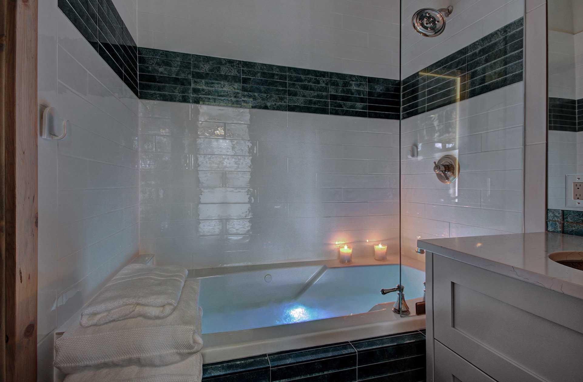 Princess Master Jetted Bath