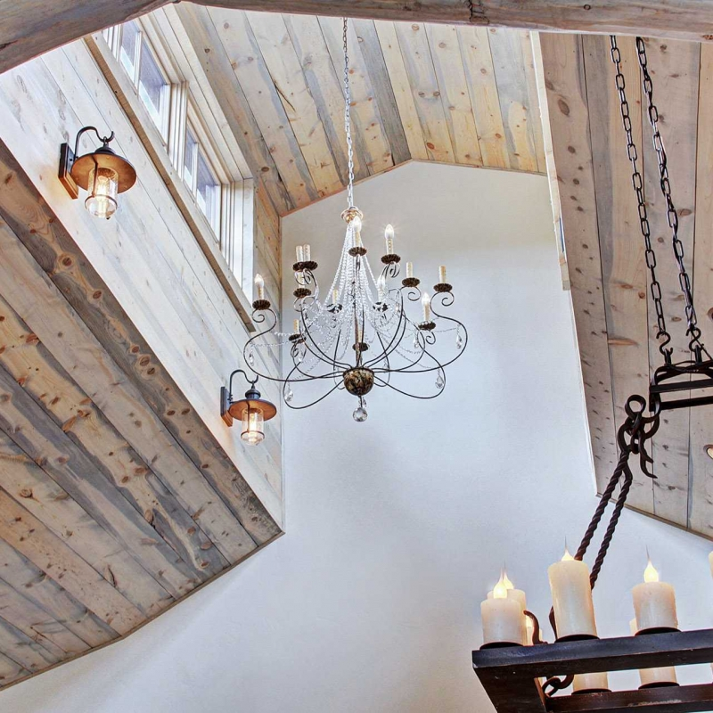 Entry Chandeliers