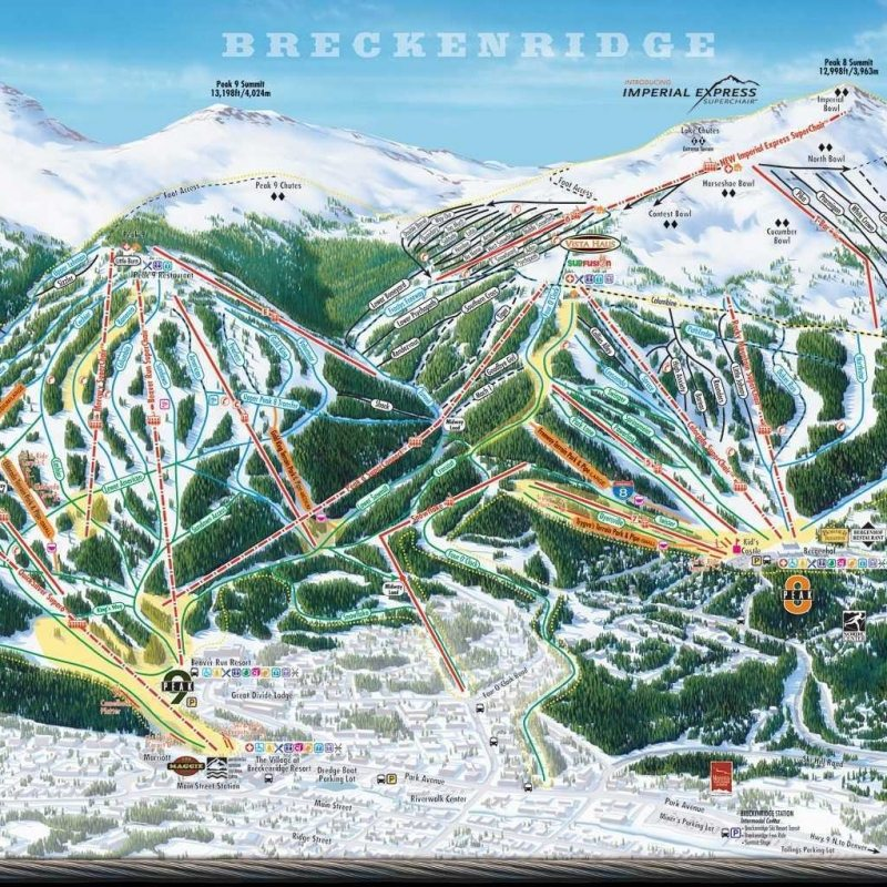 breckenrdige-ski-slopes