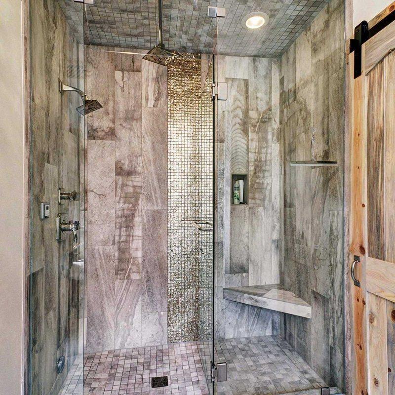 Queen Master Bath Steam Shower