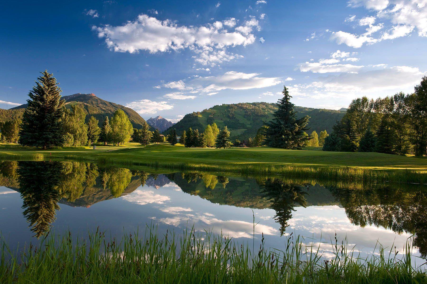 Breckenridge Golf Courses